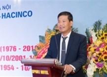 Ông Nguyễn Văn Thanh; Giám đốc Hacinco bị cách chức Bí thư Đảng ủy