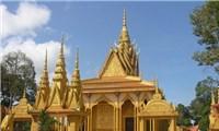 Tinh hoa kiến trúc chùa Khmer