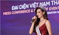 """Màn xử lý """"đi vào lòng người"""" với sự cố """"cái kén"""" của Khánh Vân tại Miss Universe"""