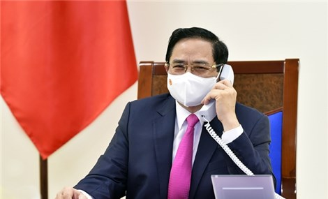 PM Vietnam wants stronger cooperation with Japan