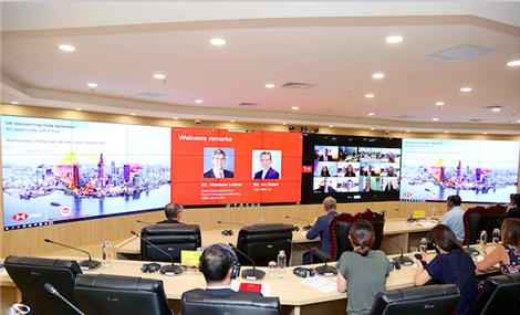 Few markets in the world offer greater potential than Vietnam: UK Minister