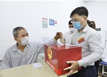 Tổng tuyển cử Việt Nam năm 2021 - Dân chủ, Bình đẳng và Minh bạch hướng tới Thịnh vượng