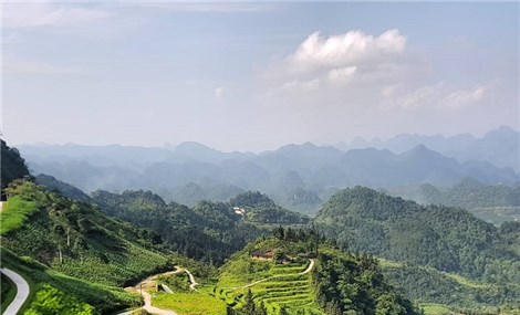 Lonely planet praises 'The seven best road trips in Vietnam'