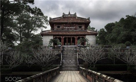 Peaceful beauty of Hue as seen through lens of foreigner photographers