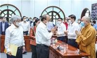 Chủ tịch nước kêu gọi đoàn kết để chống COVID-19