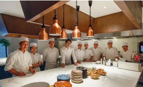 Một thế hệ mới đầu bếp Việt Nam đột phá