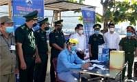 Đà Nẵng: Tăng cường giám sát tại 15 chốt kiểm dịch