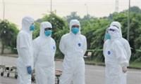Đà Nẵng: Y bác sĩ lên đường chi viện hỗ trợ Bắc Giang