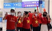 Tình cảm đặc biệt của người hâm mộ Việt Nam tại UAE