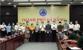 Đà Nẵng chia lửa chống dịch cùng Bắc Giang