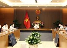 Phó Thủ tướng Vũ Đức Đam họp trực tuyến với Bắc Giang về phòng, chống dịch