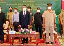 Việt Nam - Campuchia khánh thành cửa khẩu quốc tế Tân Nam - Meunchey