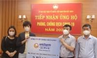 Diana Unicharm ủng hộ Quỹ vắc xin, chung tay cùng Bắc Ninh chống dịch