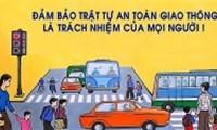 Trật tự giao thông và phạt…