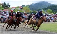 Lễ hội Đua ngựa Bắc Hà trở thành di sản phi vật thể quốc gia
