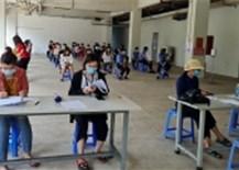 Bắc Giang: Lo lây nhiễm chéo, đưa 2.8000 công nhân đi cách ly tập trung