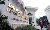 Ba đại học Việt Nam vào top 500 châuÁ