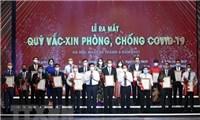 Các tổ chức quốc tế đánh giá cao sáng kiến Quỹ vaccine phòng Covid-19