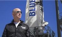 Tỷ phú Jeff Bezos sẽ bay vào vũ trụ