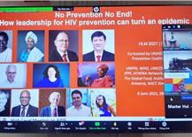 Kinh nghiệm Việt Nam khống chế HIV