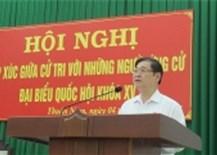 TSKH. Phan Xuân Dũng Chủ tịch VUSTA  tái cử đại biểu Quốc hội khóa XV