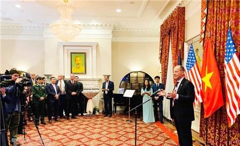 Quan hệ giữa Mỹ và Việt Nam phát triển khi Việt Nam mở cửa kinh tế