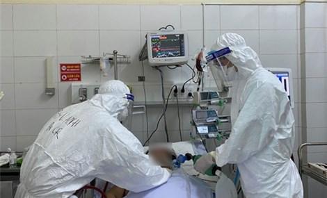 Bắc Giang Các chuyên gia y tế hàng đầu nỗ lực điều trị bệnh nhân COVID-19 nặng