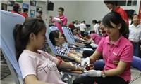 Ngày thế giới tôn vinh người hiến máu tình nguyện