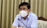 Chủ tịch Nguyễn Thành Phong: TP.HCMáp dụng linh hoạt cả 3 chỉ thị về giãn cách xã hội