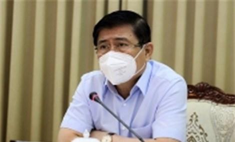 Chủ tịch Nguyễn Thành Phong: TP.HCM áp dụng linh hoạt cả 3 chỉ thị về giãn cách xã hội