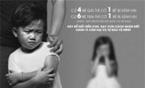 Gia đình phải là nơi bao bọc, yêu thương trẻ, cơ quan có trách nhiệm  luôn bảo vệ trẻ em 24/7