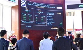 A retail investor boom powered Vietnam's stock market to all-time highs