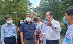 Thiết lập Bộ phận thường trực đặc biệt của Bộ Y tế tại TP Hồ Chí Minh
