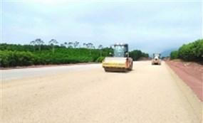 Tạm thời cấm đường để thi công cao tốc Tiên Yên - Móng Cái tại Quảng Ninh