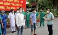 988 người khỏi bệnh covid-19 được xuất viện