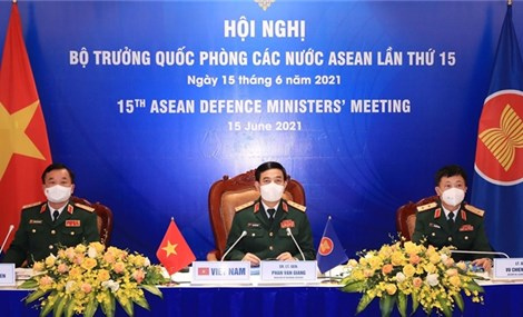 ASEAN countries continue cooperation to fight pandemic