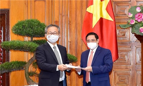 Vietnam receives 1 million Covid-19 vaccine doses from Japan