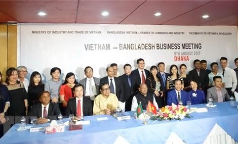 Thỏa thuận hợp tác Việt Nam - Bangladesh thúc đẩy thương mại và đầu tư