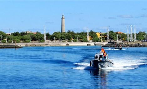 双子西岛-----越南长沙群岛荒谬之美丽。