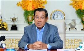 Thủ tướng Campuchia tự cách ly
