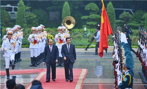 Láng giềng tuyệt vời: Campuchia và Việt Nam cam kết tăng cường quan hệ truyền thống