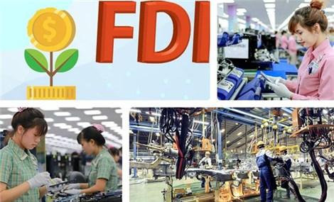 Vốn FDI của Việt Nam gia tăng