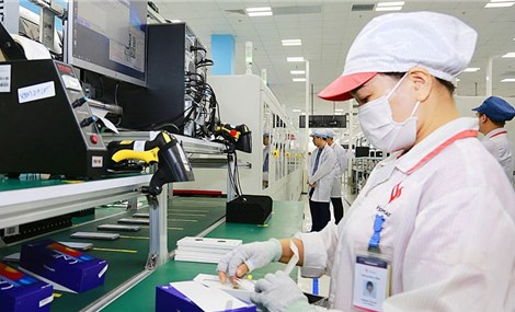 Vietnam's industrial production index up 9.3% in first half of 2021