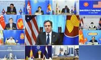 Hoa Kỳ kêu gọi ASEAN hành động vì Myanmar, bác bỏ yêu sách hàng hải của Trung Quốc