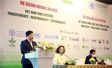 Vietnam takes action for healthier food systems towards SDGs 2030