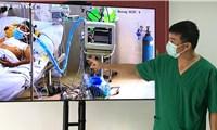 Đủ máy thở, ECMO tại các bệnh viện điều trị COVID-19