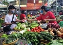 Kiểm soát chặt khi chợ đầu mối hoạt động trở lại