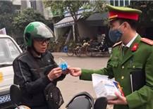 Hà Nội xử phạt nhiều trường hợp vi phạm lệnh giãn cách