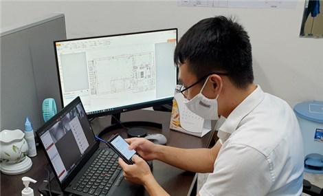 Dùng công nghệ giúp cộng đồng trong đại dịch