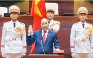 Chủ tịch nước: Nguyễn Xuân Phúc tuyên thệ nhậm chức